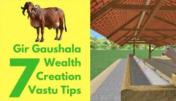 7 Vastu Secrets for Cow Shed Design